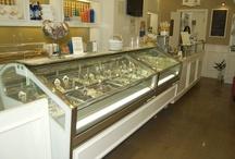 Gelateria Piccinni - Bari / Arredamento del bar gelateria realizzato da Zingrillo.com