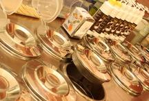 Gelateria Mammatonda - Giovinazzo / Arredamento del bar gelateria realizzato da Zingrillo.com