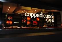 Albergo bar ristorante Coppa di Cuoco - Mattinata / Arredamento dell'albergo bar ristorante realizzato da Zingrillo.com