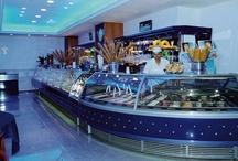 Gelateria 2000 - Cerignola / Arredamento del bar gelateria realizzato da Zingrillo.com