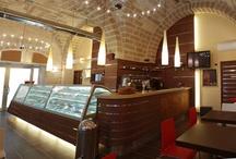Pasticceria Etoile - Giovinazzo / Arredamento del bar pasticceria realizzato da Zingrillo.com