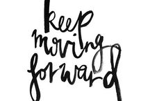 lettering / by Fair Morning Blue