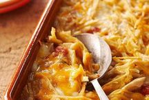 Casseroles and Bakes