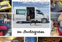 Van Life | Camper Vans Buildouts and Inspiration / Camper Van Buildouts and Inspiration for Van Life