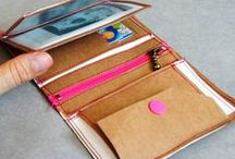 SnapPap ♥ Geldbörsen / Geldbörsen mit und aus SnapPap http://www.snaply.de/SnapPap-vegan-leather---195.html / by Snaply