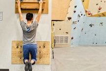 Rock Climbing | Training and Fitness / Rock Climbing Training and Fitness Tips or Workout Routines.
