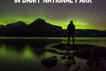 Travel | Northern Lights Aurora Borealis / Travel Tips and Trip reports for seeing the northern lights, Aurora Borealis.