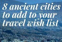 Travel | See the World / Travel Tips and Trip reports for locations all over the world! Vacation anywhere! Wanderlust!