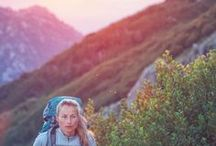 Hike | Solo Hike and Backpacking Tips / Tips for solo hiking and backpacking outdoors.