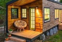 Live | Tiny Homes / Beautiful tiny homes for simple living