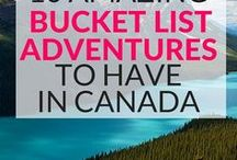 Travel | Canada / Travel Tips and Trip reports for adventures in Canda!