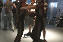The Hunger Games - BTS
