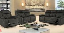 Charcoal Reclining Furniture