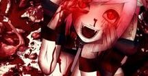 GORE MADHOUSE / in this house only blood and pain rules  madness and gore is the key to enter it