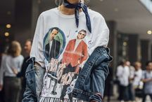 F ~ Casual Street Style
