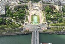 TRAVEL INSPIRATION: PARIS / Paris! One of the most beautiful cities in the world.