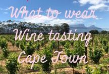 WINE TASTING CAPE TOWN / What to wear wine tasting in Cape Town