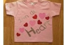Children's clothing / A big selection of Children's clothing ranging from T-shirts to baby grows etc.