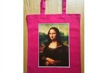 Bags / A selection of Designed shopping bags for all