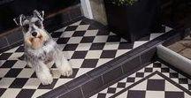 Victorian Floor Tiles / Victorian Floor Tiles