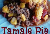 Recipes - Main and Side / Dinner ideas / by Leslie Bugg Doyle