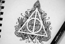 Tattoo Inspiration / One day, I'm gettin' inked!!  / by Teresa Fleming