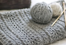 Knitting / <3 All things Knit <3 / by SafireDi
