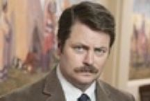 All About Ron Swanson / by Advertising Week