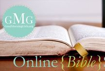 Bible studies | Books I'm reading