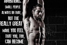 Crossfit & Fitness inspiration / Photos to inspire and motivation. Along with tips on exercise regimes.