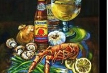 Cajun Paintings & Art / by Cookie Smith
