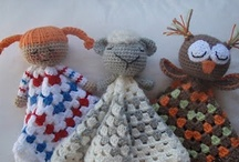 Things to try - YARN CRAFTS - knit and crochet / by Barb Bazzocchi