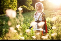 Cosplay: Final Fantasy / by Christy