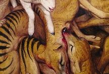ART / Animals: sculpture & painting