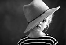 hats and people in them / by Paige Winn