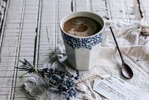 Tea & Coffee / Hot beverages for each season