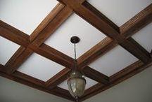 ceilings / Ceiling design , interior design  / by Chris Kauffman