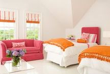 Kids Rooms / preppy kids rooms, shared kids rooms, home decor, interior design, home