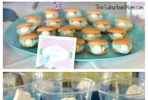 Little girl party ideas / Ideas for parties for little girls