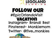 Orlando Vacation Fun / Where to have fun and save money in Orlando.