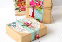 Gescheeeenke || Wrap it!