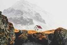 Dream. Landscapes. Places.