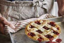 Rustic pies