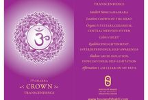 Crown Chakra | Sahasrara