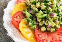 Vegan recipes / Delicious looking vegan recipes.