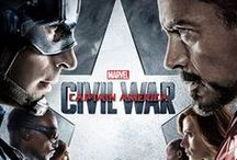 Captain America Civil War / Captain America Civil War hits theater's May 6th! Check http://fivemonkies.com for more information on trailers being released and other exciting news from the Marvel Universe.