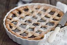 Ispirazioni per Crostate e Torte a base di Pasta Frolla / Una raccolta di Repin per ispirarvi nella creazione di Crostate e torte a base di Pasta Frolla con il mio preparato Nonna Anita