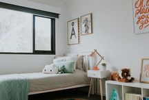 + CHILDREN'S BEDROOMS AND PLAYROOMS + / Children's bedroom inspiration.  Modern and fun. This board is a collection of my favourite children's bedrooms that I find inspiring and capture the look I try to emulate in my own work.