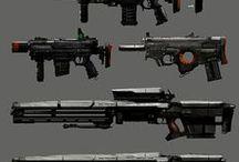 Armas - Sci-Fi
