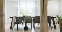 dining | athome / Intimate dining rooms | gezellige eetkamers